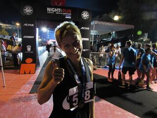 Night Run Powered by Fantini Club - Fantini Club Cervia - 20 settembre 2018 - 01