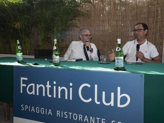 incontro con l'autore Davide Cassani al Fantini Club 012