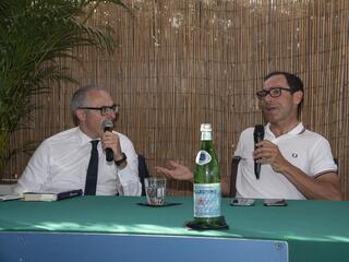 incontro con l'autore Davide Cassani al Fantini Club 011