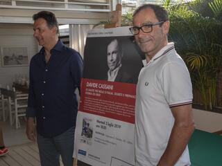 incontro con l'autore Davide Cassani al Fantini Club 010
