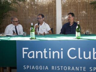 incontro con l'autore Davide Cassani al Fantini Club 001