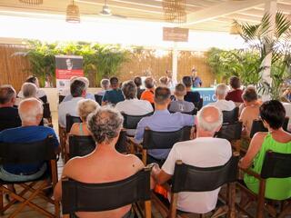 incontro con l'autore Davide Cassani al Fantini Club 005
