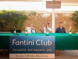 incontro con l'autore Davide Cassani al Fantini Club 004