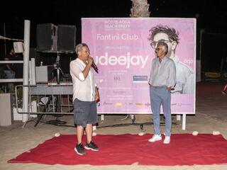 7° Premio Sport in Rosa al Fantini Club 007