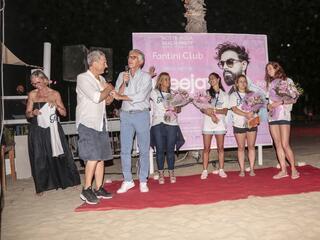 7° Premio Sport in Rosa al Fantini Club 001