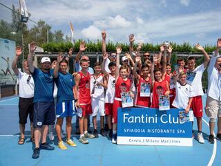 AraCamp il primo camp di basket con Pietro Aradori al Fantini Club 047