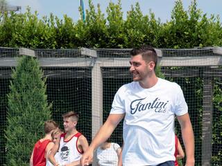 AraCamp il primo camp di basket con Pietro Aradori al Fantini Club 041