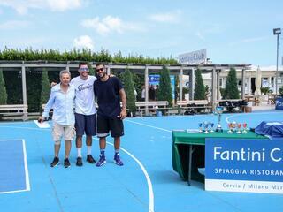 AraCamp il primo camp di basket con Pietro Aradori al Fantini Club 038