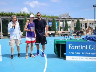 AraCamp il primo camp di basket con Pietro Aradori al Fantini Club 037