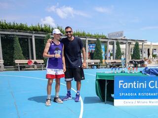 AraCamp il primo camp di basket con Pietro Aradori al Fantini Club 036