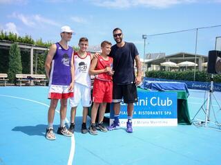 AraCamp il primo camp di basket con Pietro Aradori al Fantini Club 034