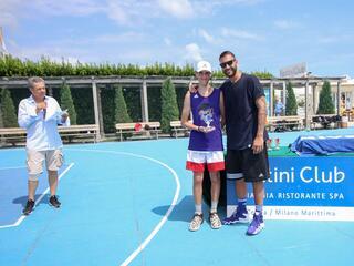 AraCamp il primo camp di basket con Pietro Aradori al Fantini Club 033