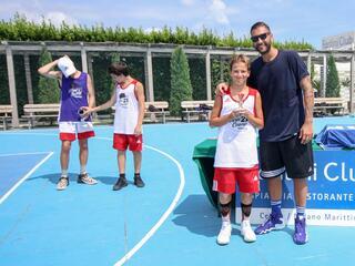 AraCamp il primo camp di basket con Pietro Aradori al Fantini Club 032