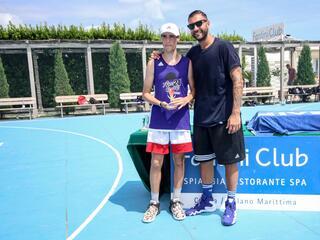 AraCamp il primo camp di basket con Pietro Aradori al Fantini Club 030