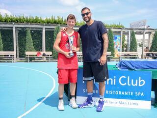 AraCamp il primo camp di basket con Pietro Aradori al Fantini Club 026