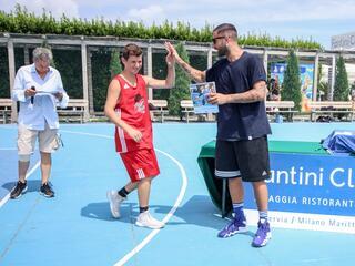 AraCamp il primo camp di basket con Pietro Aradori al Fantini Club 015