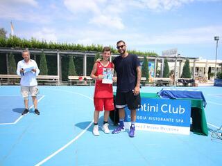 AraCamp il primo camp di basket con Pietro Aradori al Fantini Club 014