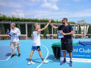 AraCamp il primo camp di basket con Pietro Aradori al Fantini Club 011