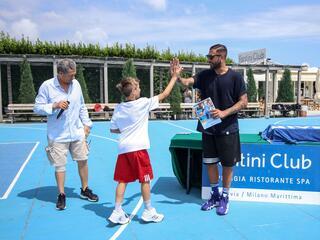 AraCamp il primo camp di basket con Pietro Aradori al Fantini Club 004