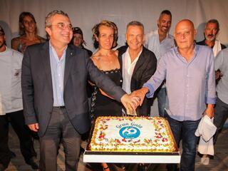 Gran galà per i 60 anni di Fantini Club 001