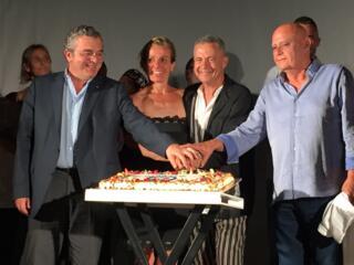 Gran galà per i 60 anni di Fantini Club 002