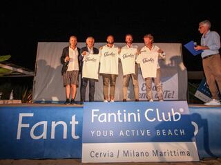 Gran galà per i 60 anni di Fantini Club 007