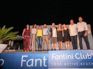 Gran galà per i 60 anni di Fantini Club 009