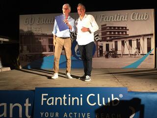 Gran galà per i 60 anni di Fantini Club 010