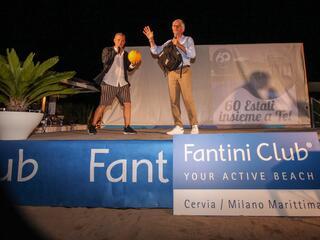 Gran galà per i 60 anni di Fantini Club 012