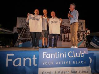 Gran galà per i 60 anni di Fantini Club 013