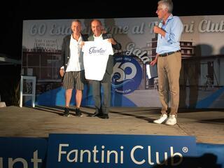 Gran galà per i 60 anni di Fantini Club 014