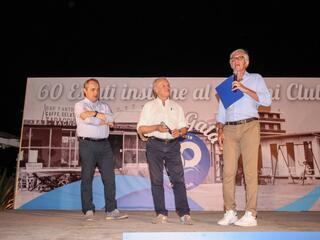 Gran galà per i 60 anni di Fantini Club 015