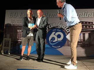 Gran galà per i 60 anni di Fantini Club 016