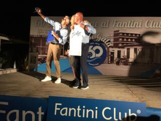 Gran galà per i 60 anni di Fantini Club 017