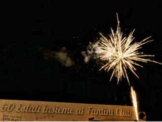 Gran galà per i 60 anni di Fantini Club