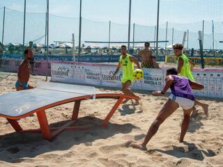 2° Campionato Italiano di Beach Teqball 010