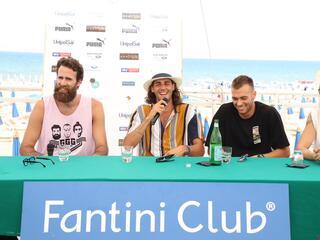 GGG con Datome, Paltrinieri e Tamberi al Fantini Club 017