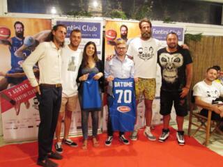 GGG con Datome, Paltrinieri e Tamberi al Fantini Club 025