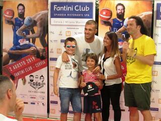 GGG con Datome, Paltrinieri e Tamberi al Fantini Club 026