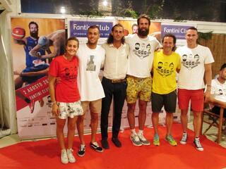 GGG con Datome, Paltrinieri e Tamberi al Fantini Club 029