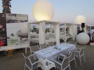 Ferragosto White Dinner 011