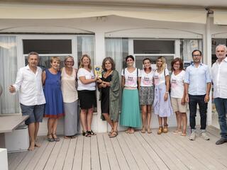 Linea Rosa al Fantini Club - 001