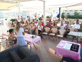 Linea Rosa al Fantini Club - 009