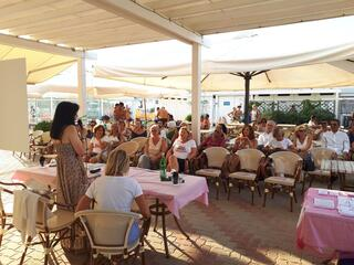 Linea Rosa al Fantini Club - 011