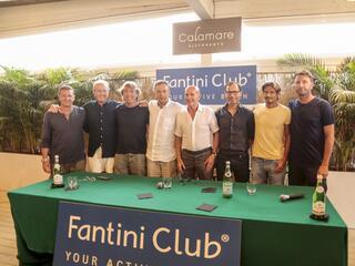 incontro con l'autore Arrigo Sacchi al Fantini Club - 001
