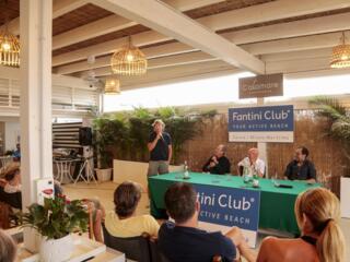 incontro con l'autore Arrigo Sacchi al Fantini Club - 002