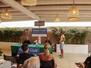 incontro con l'autore Arrigo Sacchi al Fantini Club - 003