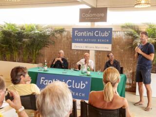 incontro con l'autore Arrigo Sacchi al Fantini Club - 004