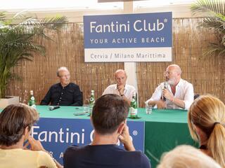 incontro con l'autore Arrigo Sacchi al Fantini Club - 008