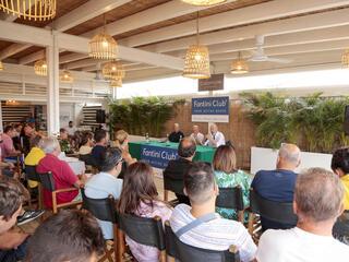 incontro con l'autore Arrigo Sacchi al Fantini Club - 009